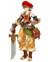 BUY NEW final fantasy tactics - 150332 Premium Anime Print Poster