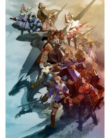 BUY NEW final fantasy tactics - 152769 Premium Anime Print Poster
