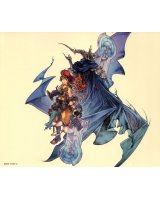 BUY NEW final fantasy tactics - 160034 Premium Anime Print Poster