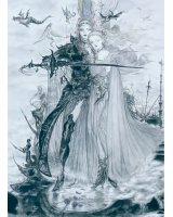 BUY NEW final fantasy v - 146347 Premium Anime Print Poster