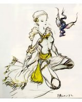 BUY NEW final fantasy vi - 74382 Premium Anime Print Poster