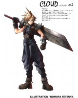 BUY NEW final fantasy vii - 12723 Premium Anime Print Poster