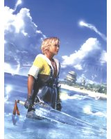BUY NEW final fantasy x - 15534 Premium Anime Print Poster