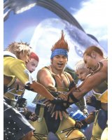 BUY NEW final fantasy x - 16372 Premium Anime Print Poster