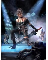 BUY NEW final fantasy x2 - 58199 Premium Anime Print Poster
