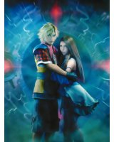 BUY NEW final fantasy x2 - 75795 Premium Anime Print Poster