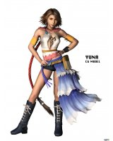 BUY NEW final fantasy x2 - 85455 Premium Anime Print Poster