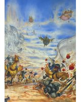 BUY NEW final fantasy xi - 125828 Premium Anime Print Poster