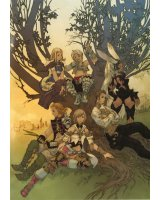 BUY NEW final fantasy xii - 100440 Premium Anime Print Poster