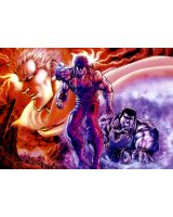 BUY NEW fist of the north star - 146617 Premium Anime Print Poster