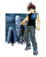 BUY NEW flame of recca - 96924 Premium Anime Print Poster