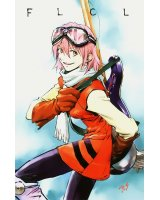 BUY NEW flcl - 25053 Premium Anime Print Poster