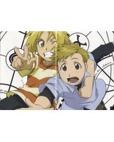 BUY NEW full metal alchemist - 112563 Premium Anime Print Poster