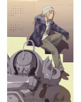 BUY NEW full metal alchemist - 125863 Premium Anime Print Poster