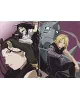 BUY NEW full metal alchemist - 133301 Premium Anime Print Poster