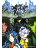 BUY NEW full metal panic - 115533 Premium Anime Print Poster