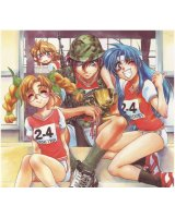 BUY NEW full metal panic - 120789 Premium Anime Print Poster