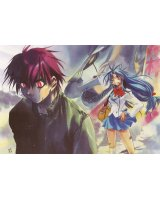 BUY NEW full metal panic - 123301 Premium Anime Print Poster