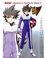 BUY NEW future gpx cyber formula - 147780 Premium Anime Print Poster