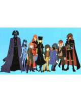 BUY NEW galaxy express - 85966 Premium Anime Print Poster
