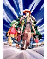 BUY NEW gall force - 109557 Premium Anime Print Poster