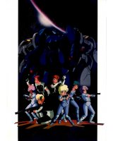 BUY NEW gall force - 21557 Premium Anime Print Poster