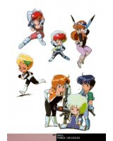 BUY NEW gall force - 22757 Premium Anime Print Poster
