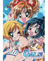 BUY NEW gals - 155241 Premium Anime Print Poster