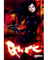 BUY NEW gantz - 113644 Premium Anime Print Poster