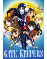 BUY NEW gatekeepers - 84786 Premium Anime Print Poster