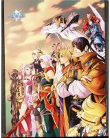 BUY NEW gensou suikoden - 100551 Premium Anime Print Poster