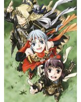 BUY NEW gensou suikoden - 100552 Premium Anime Print Poster
