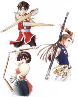 BUY NEW gensou suikoden - 101179 Premium Anime Print Poster