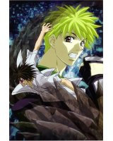 BUY NEW get backers - 24193 Premium Anime Print Poster