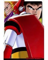 BUY NEW getter robo - 123503 Premium Anime Print Poster