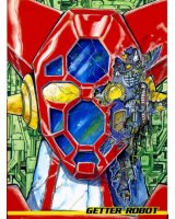 BUY NEW getter robo - 123504 Premium Anime Print Poster