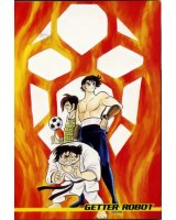 BUY NEW getter robo - 123512 Premium Anime Print Poster
