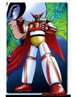 BUY NEW getter robo - 123513 Premium Anime Print Poster