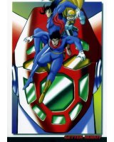 BUY NEW getter robo - 123653 Premium Anime Print Poster