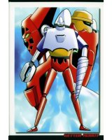 BUY NEW getter robo - 123658 Premium Anime Print Poster