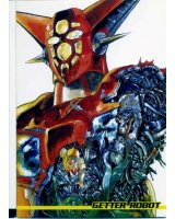 BUY NEW getter robo - 123660 Premium Anime Print Poster