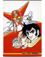 BUY NEW getter robo - 123878 Premium Anime Print Poster
