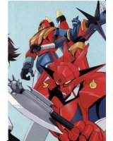 BUY NEW getter robo - 177389 Premium Anime Print Poster