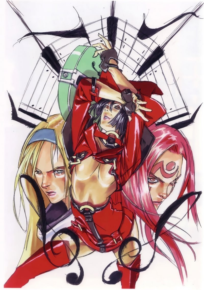 BUY NEW guilty gear - 58399 Premium Anime Print Poster