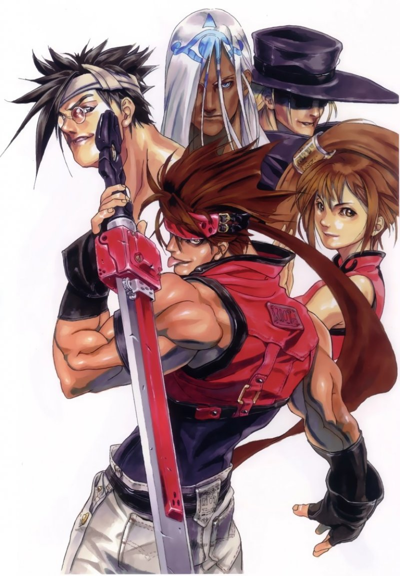 guilty gear - 61937 image