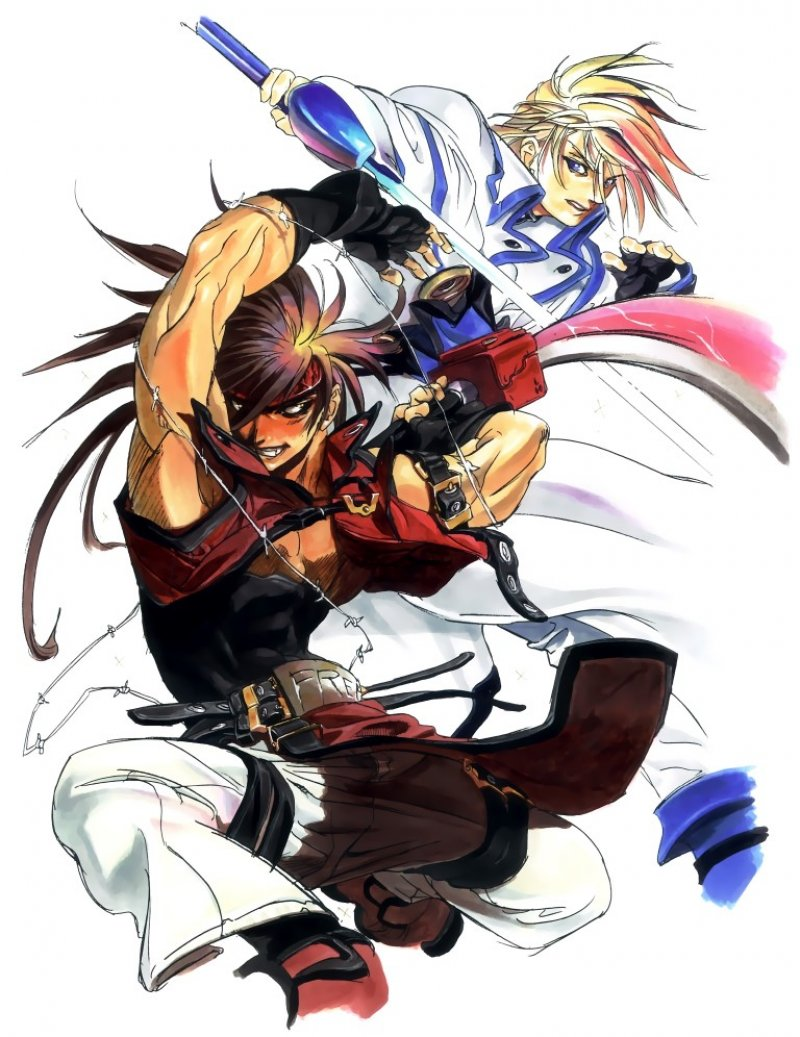 BUY NEW guilty gear - 62191 Premium Anime Print Poster