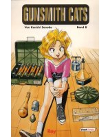 BUY NEW gunsmith cats - 102443 Premium Anime Print Poster