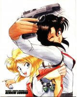 BUY NEW gunsmith cats - 107385 Premium Anime Print Poster