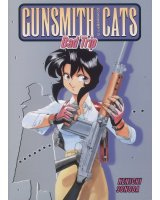 BUY NEW gunsmith cats - 36253 Premium Anime Print Poster