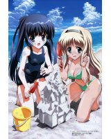 BUY NEW h2o footprints in the sand - 170501 Premium Anime Print Poster
